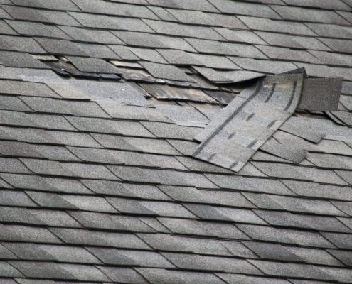 Winter Roof Damage 495x400