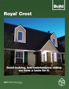 royal building products royal crest vinyl siding catalog 2020 1 232x300